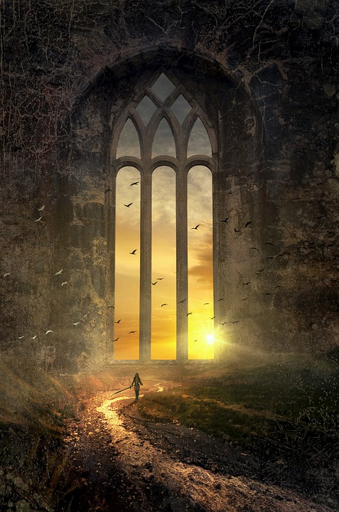 Mystical Windows, by Kellepics